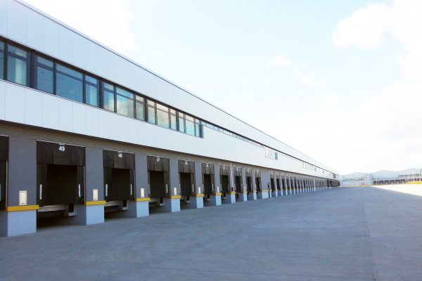 Lidl Logistikzentrum